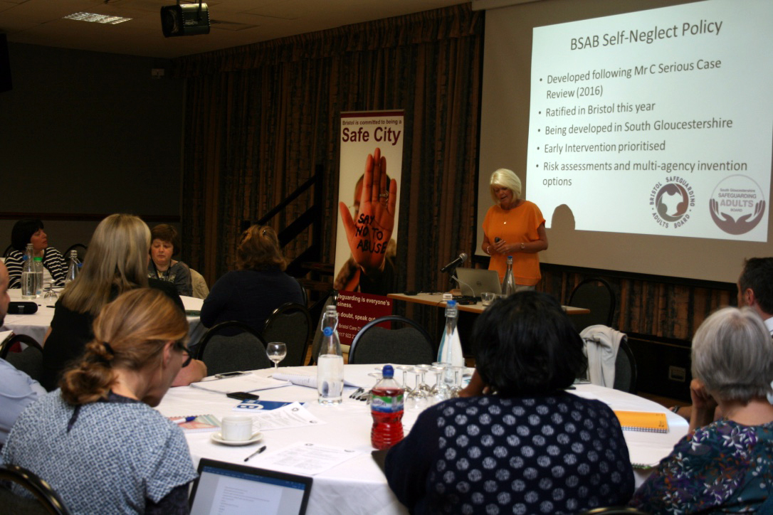 2017 Self Neglect conference